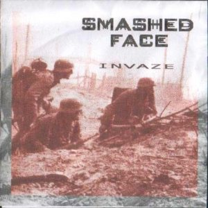 Smashed Face - Invaze cover art