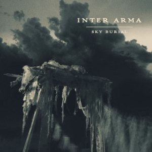 Inter Arma - Sky Burial cover art