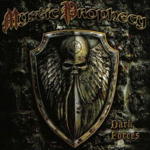 Mystic Prophecy - Dark Forces cover art