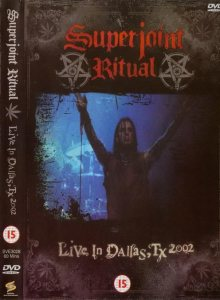 Superjoint Ritual - Live in Dallas, TX 2002 cover art