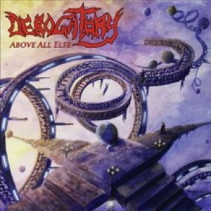 Derogatory - Above All Else cover art