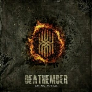Deathember - Going Postal cover art