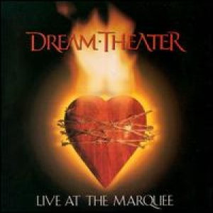 Dream Theater - Live at the Marquee cover art