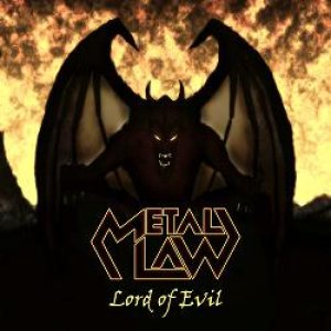Metal Law - Lord of Evil cover art