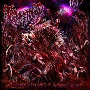 Traumatomy - Transcendental Evisceration of Necrogenetic Beasts cover art