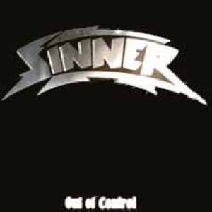 Sinner - Out of Control cover art