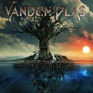 Vanden Plas - Chronicles of the Immortals - Netherworld I cover art