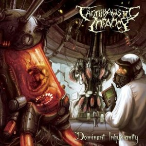 Cannibalistic Infancy - Dominant Inhumanity cover art