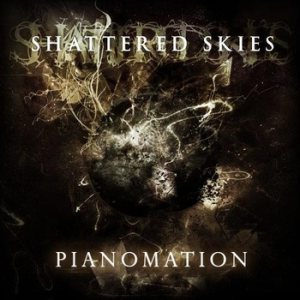 Shattered Skies - Pianomation cover art