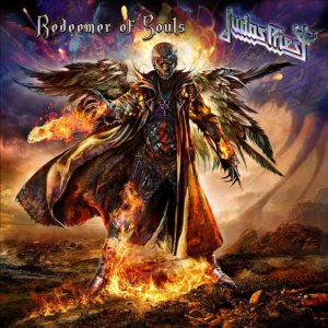 Judas Priest - Redeemer of Souls cover art