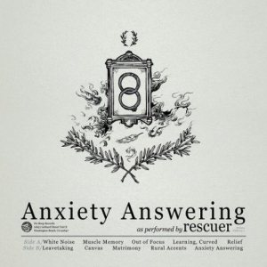 Rescuer - Anxiety Answering cover art