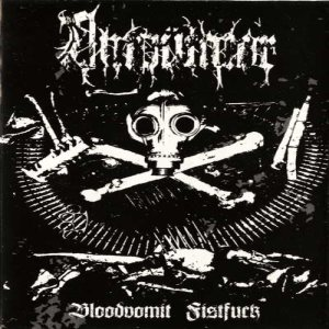 Ampütator - Bloodvomit Fistfuck cover art