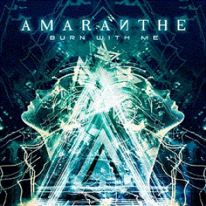 Amaranthe - Burn with Me cover art