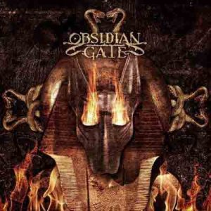 Obsidian Gate - Whom the Fire Obeys cover art