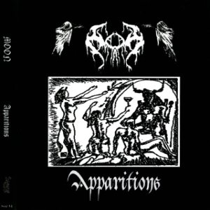Moon - Apparitions cover art