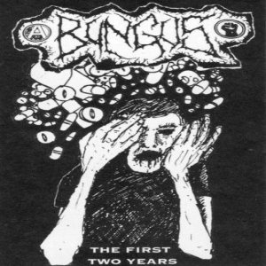 Bungus - The First Two Years cover art