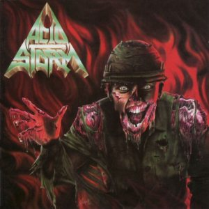 Acid Storm - Why?... Dirty War cover art
