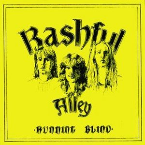 Bashful Alley - Running Blind cover art
