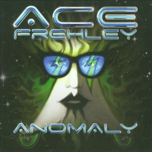 Ace Frehley - Anomaly cover art