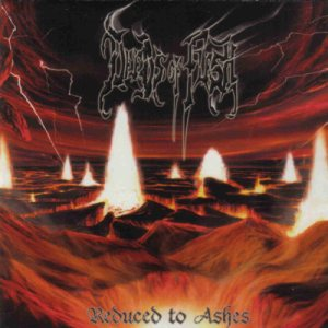 Deeds of Flesh - Reduced to Ashes cover art