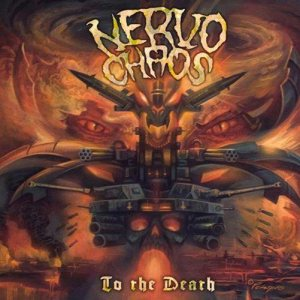 Nervochaos - To the Death cover art