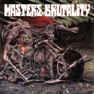 Various Artists - Masters of Brutality cover art