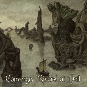 Midnight Odyssey - Converge, Rivers of Hell cover art