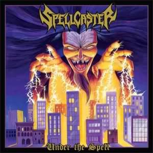 Spellcaster - Under the Spell cover art