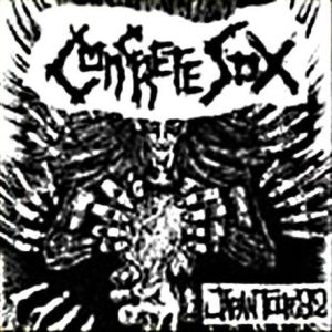 Concrete Sox - Japan Tour '92 cover art
