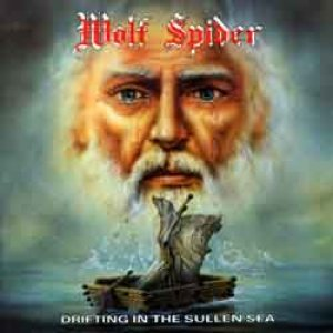 Wolf Spider - Drifting in the Sullen Sea cover art