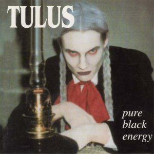 Tulus - Pure Black Energy cover art