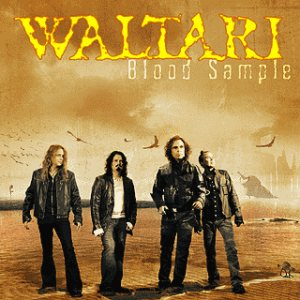 Waltari - Blood Sample cover art