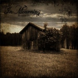 In Mourning - Shrouded Divine cover art