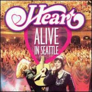 Heart - Alive in Seattle cover art