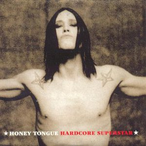 Hardcore Superstar - Honey Tongue cover art