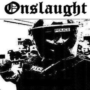 Onslaught - 84 demo cover art