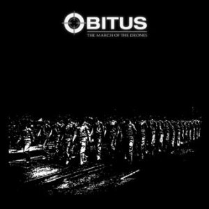 Obitus - March of the Drones cover art