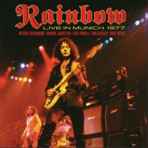 Rainbow - Live in Munich cover art