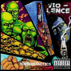 Vio-lence - Torture Tactics cover art