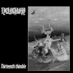 Lycanthropy - Thirteenth Thimble cover art