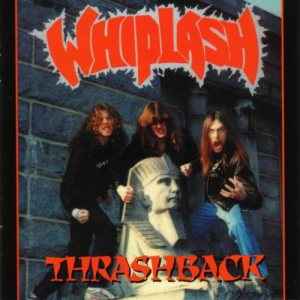 Whiplash - Thrashback cover art
