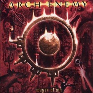 Arch Enemy - Wages of Sin cover art