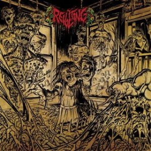 Revolting - The Terror Threshold cover art