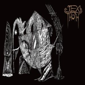 Jex Thoth - Witness cover art