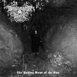 Drowning the Light - The Fading Rays of the Sun cover art