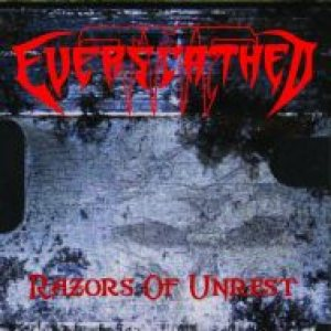 The Everscathed - Razors of Unrest cover art