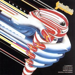 Judas Priest - Turbo cover art