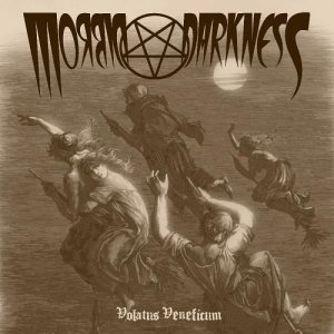 Morbid Darkness - Volatus Veneficum cover art
