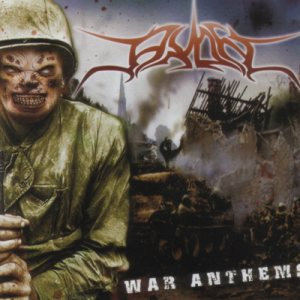 Axon - War Anthems cover art