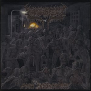 Human Effluence - Mass Engorgement cover art